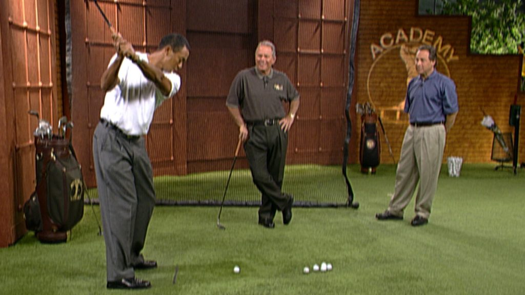 Academy Live with Tiger Woods