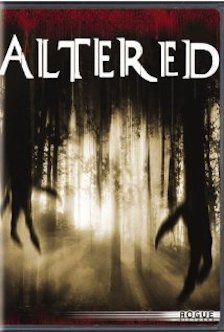 Altered movie poster by Haxen Films with Robin Cowie as Producer