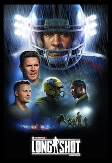 Poster of Madden 18 Longshot produced by Robin Cowie Senior Narrative Producer