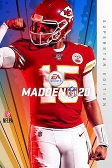 Poster of Madden 20: Superstar - Robin Cowie Senior Narrative Producer