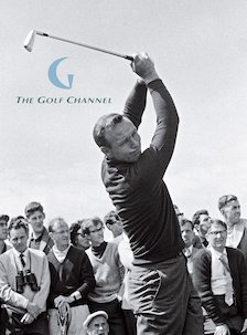 Poster for The Golf Channel Robin Cowie Producer and Director 1994-1995